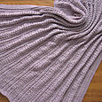 Ostrich Plume Lace Throw
