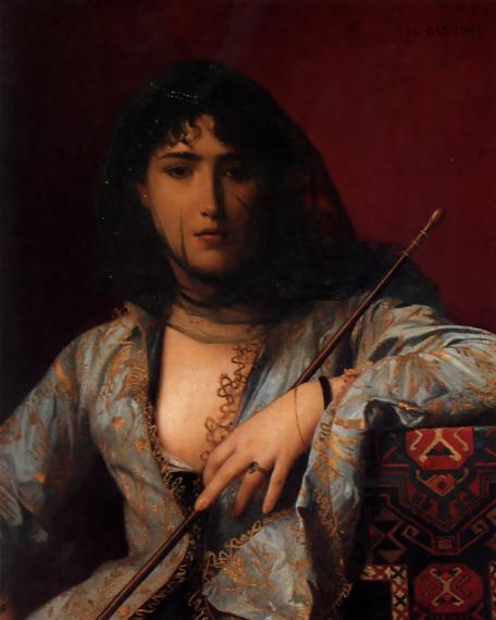 Veiled_Circassian_Lady