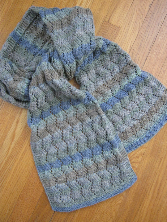 Invercargill scarf 1