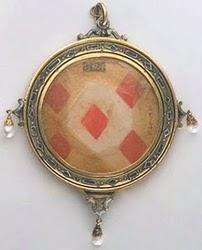 Holbein - jane small aka jane pemberton - reverse - v&a