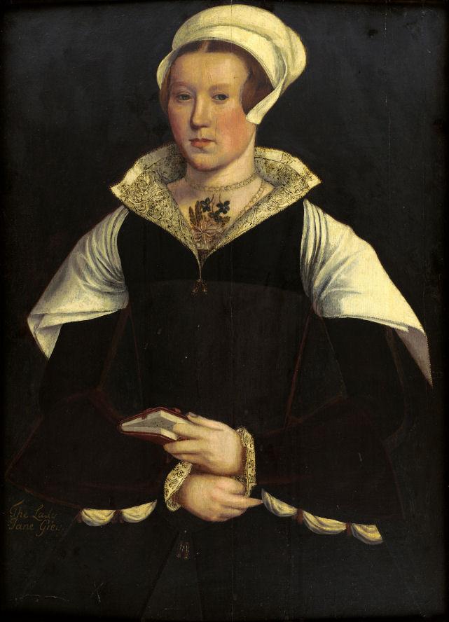 Mary nevil lady dacre