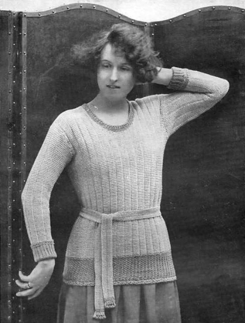 1920s jumper