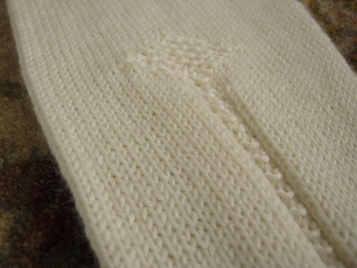 Stitch detail 1