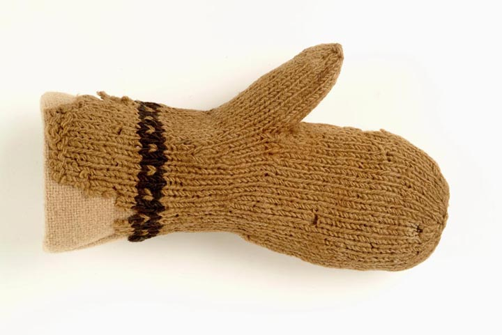 Mitten - museum of london