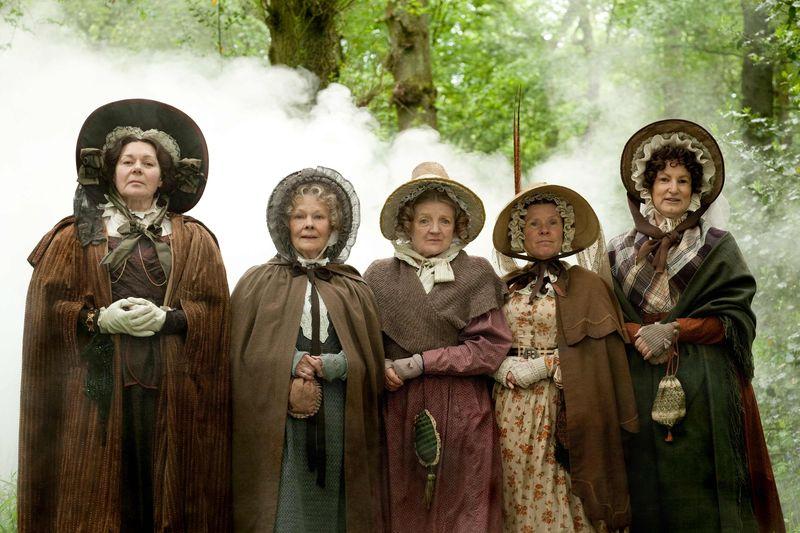 Cranford ladies 2