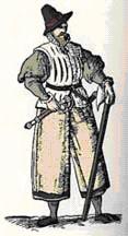 Alsatian man