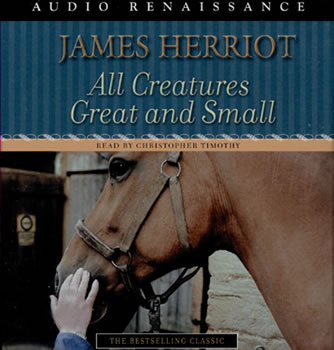 James_Herriot_All_Creatures_Great_Small_unabridged_compact_discs
