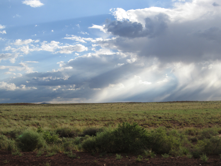 12 - arizona sky