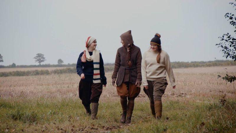 TTOU - land girls