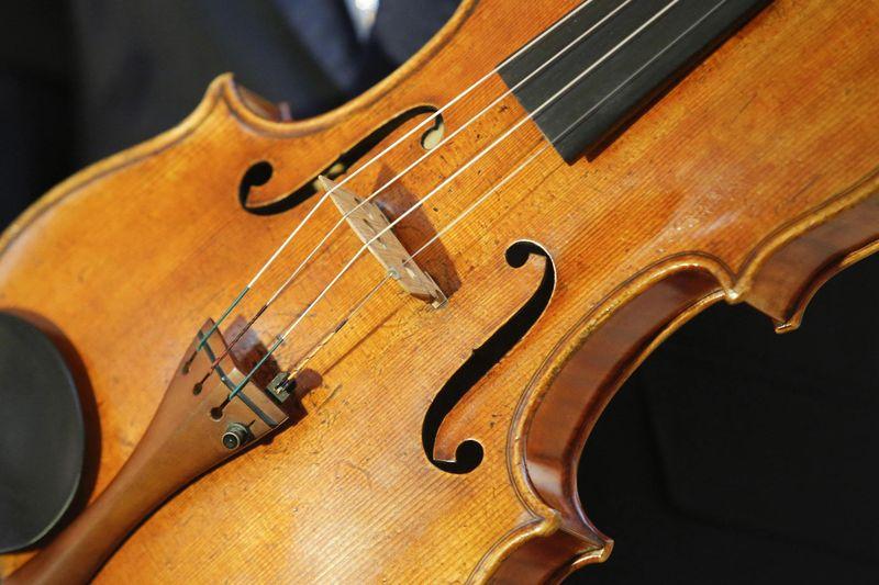 Macdonald strad viola