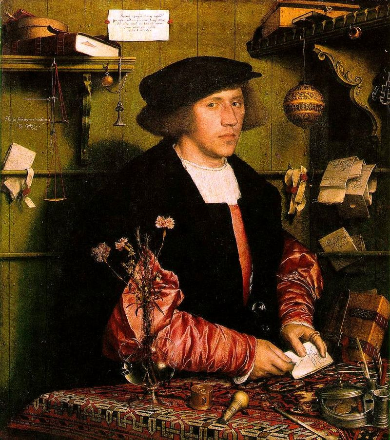 Holbein,_Hans_-_Georg_Gisze,_a_German_merchant_in_London