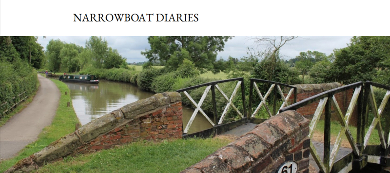 Narrowboat header 1