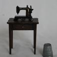 Hepplewhite Serpentine Table, No.40036