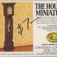 William and Mary Tall Case Clock 40018 box