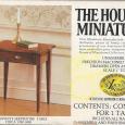 Hepplewhite Serpentine Table 40036 box
