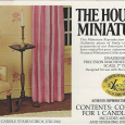 Queen Anne Candle Stand 40013 box
