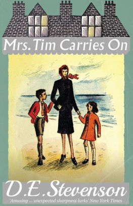 Mrs tim carries on