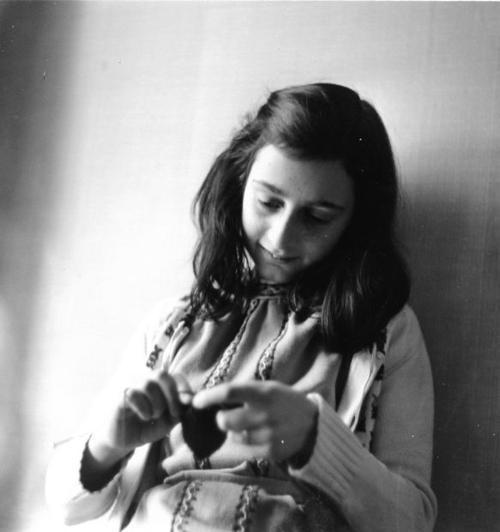 Anne frank ca1941