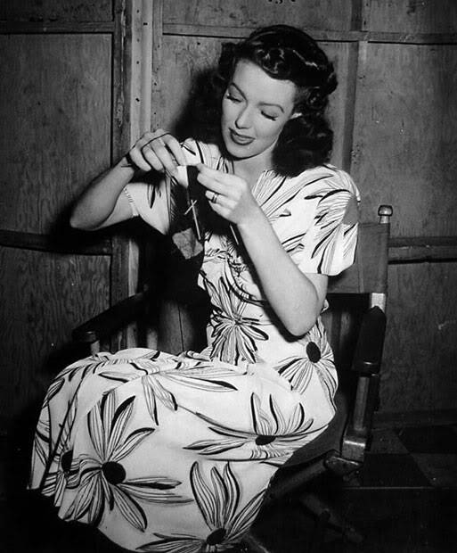 Famous loretta young