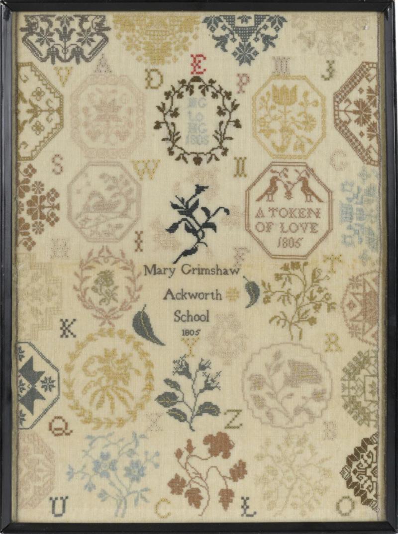 Grimshaw Mary - Ackworth 1805