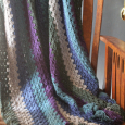 Modern Granny Stitch Blanket