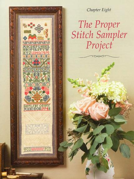 Proper stitch 2