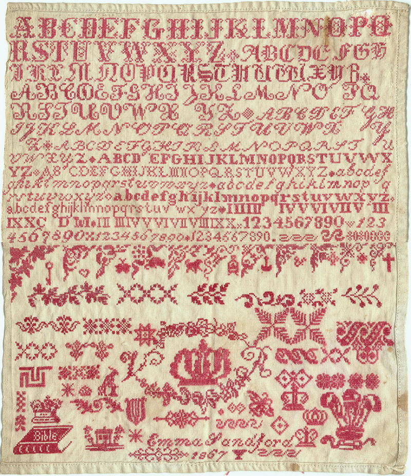 Sandford Emma 1867