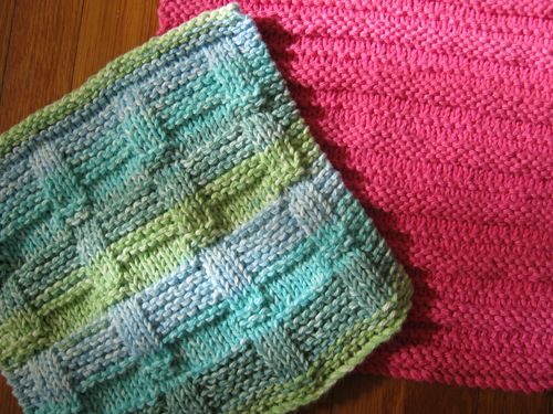 Two Dishcloths