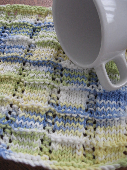 Argosy Plain Jane Dishcloth