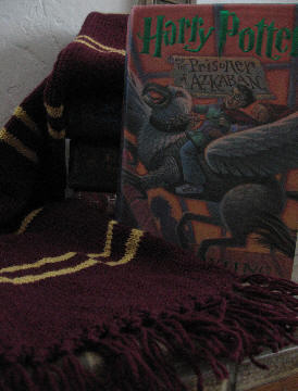 """Prisoner of Azkaban"" Scarf"
