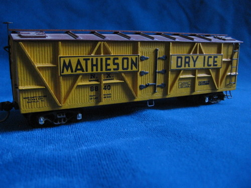 Mathieson Dry Ice