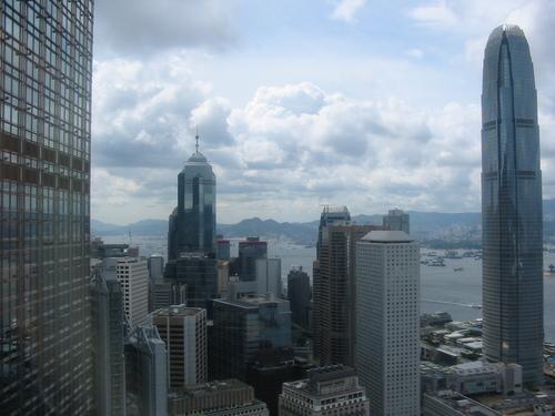 Bank of China View