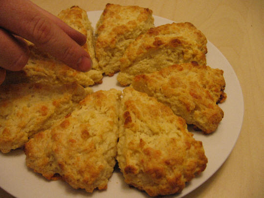 Cheesebiscuits