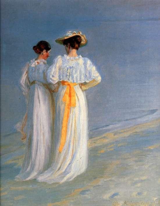 Summereveningsouthbeachofskagen_1893